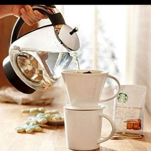 Starbucks Pour-Over Drip Coffee Brewer